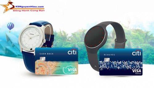 Mở thẻ tín dụng ngân hàng Citibank